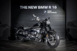 BMW모토라드, 강력한 박서 엔진 탑재한 '뉴R 18' 출시
