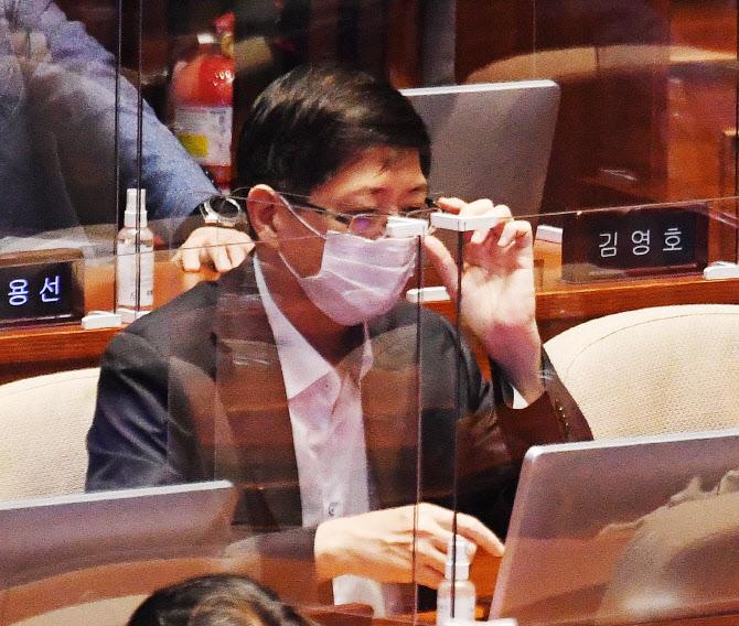 """김홍걸 제명..""""국민의힘 박덕흠·조수진, 그냥 넘어갈 수 있을까"""""""