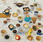 [e갤러리] 널브러져 '작품' 된 '보통'들…윤소연 '아무튼 커피'