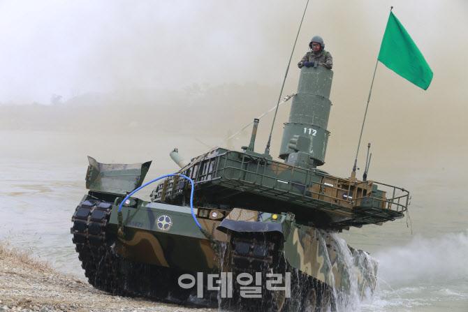 [단독]방사청, K2전차 변속기 국산화 무산 위기