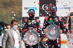 현대차, `2020 WRC` 5차전 터키 랠리 더블 포디움 달성