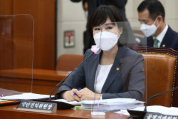 [포토]국회 정무위, '답변하는 전현희 국민권익위원장'