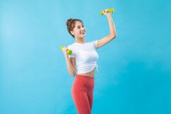 땀 많이나고 화장실 자주간다면...당신의 다이어트가 잘 되고 있다는 증거