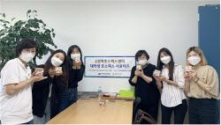 인천성모병원-인천가톨릭대, 손수 만든 '마스크 걸이'  배포