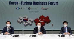 [포토]대한상의, 터키와 비즈니스포럼 개최…바이오·IT 산업 협력 모색