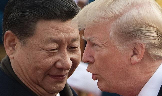 """또 충돌한 미·중…트럼프 """"중국 바이러스"""" 시진핑 """"코로나 정치화""""(종합)"""