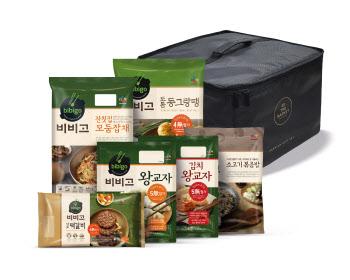 CJ제일제당, HMR 선물세트 완판…복합 선물세트도 인기
