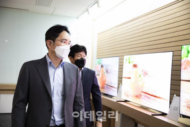 삼성디스플레이 'LCD→QD' 진화…산업부 15개 기업 '원샷법' 적용