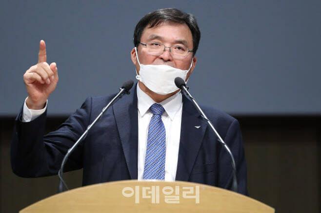 '인국공 사태' 논란 구본환 인천공항공사 사장 결국 해임