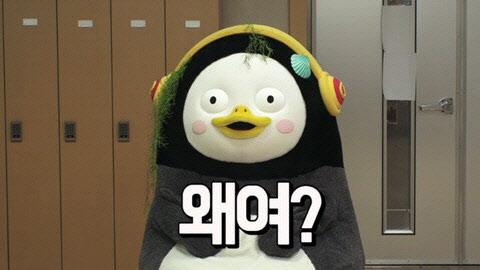 """펭수 연기자 '국감' 후폭풍…펭수 """"있는 그대로 날 사랑해줘"""""""