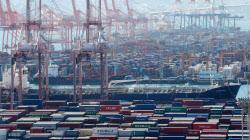 반도체 선전에도…지난달 수출물량 감소폭 확대