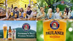 하이트진로, 독일 프리미엄 밀맥주 '파울라너' TV광고