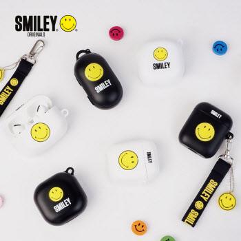 스킨플레이어, 'Smiley' 무선이어폰 액세서리 출시