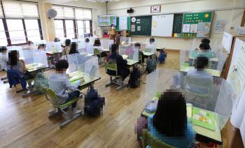 등교중단 학교 76곳...확진 학생 1명 늘어