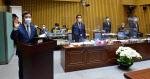 [국감 이모저모]故박원순 의혹 의외로 잠잠…재산세 감면·김어준 뉴스공장 도마위