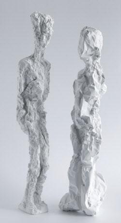 [e갤러리] 가장 원시적인 욕망 덩어리'…김세일 'X14' & 'X15'
