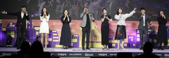[포토]프로젝트 그룹 하모니, '영웅은 어디에나 있다'