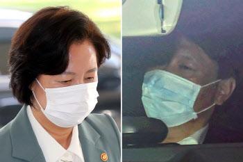 秋, 라임 빌미로 `尹사퇴` 고강도 압박…22일 국감서 尹 반격할까