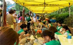 용산구, 유기동물 입양캠페인 펼쳐