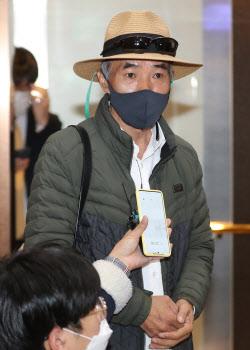 """강경화 장관 만난 北피살 공무원 형 """"국제인권법 위반행위"""""""