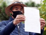 북한군 피격 공무원 유족, 해경에 '시신 수색 중단' 요청