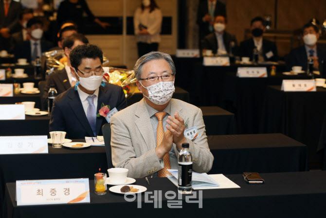 '회계의 날' 참석한 최중경 전 회장