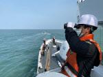 해경, 북한군 피격 해수부 공무원 '집중수색' 중단