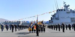[김관용의 軍界一學]해군 창설일이 11월 11일인 이유는?