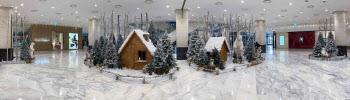 신세계백화점에 크리스마스 마을 생긴다