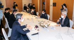 [포토]진전된 남북관계를 위해 정부-기업의 역할은?