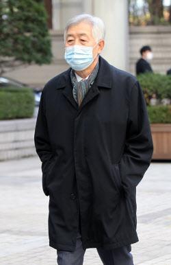 [포토] 고등법원 출석하는 최지성