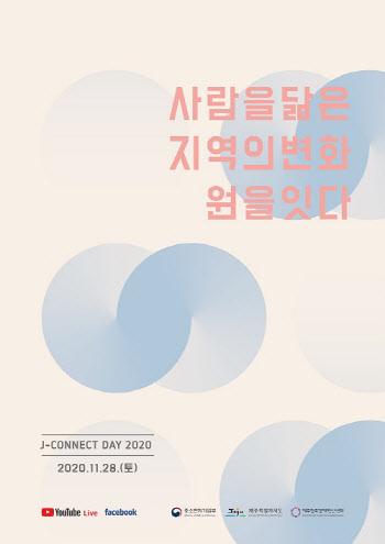 제주창조경제혁신센터, 'J-Connect Day 2020' 개최