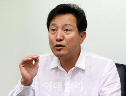 """오세훈, '아파트 빵' 발언 김현미에 """"남탓의 여왕"""""""