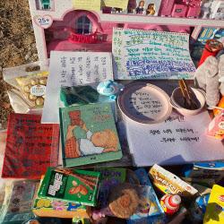'#정인아 미안해'…슬픔이 분노로 폭발하다