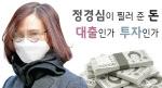 [조국펀드 그후]정경심이 찔러준 10억…대출인가 투자인가