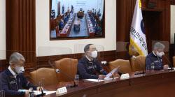 [포토] 한국판 뉴딜 당정추진회의