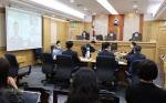[코로나 1년]법정도 바꾼 코로나…방청객 줄이고 원격 영상 재판도