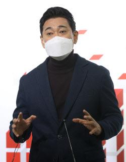 [포토]서울시장 후보자 등록 마친 오신환