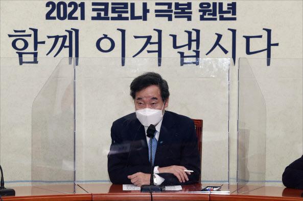 """이낙연 """"윤석열, 임기 종료 발언 … 선거 할 시간이 없다"""""""