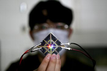 삼성디스플레이, 소비전력 16% 낮춘 '저전력 OLED' 신제품 공개