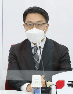 [포토]김진욱 공수처장, '주호영 원내대표 예방'