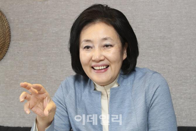 """①박영선 """"삼세판 도전, 10년 축적담은 '21분 콤팩트 서울'"""""""