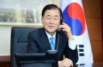 정의용, 이란 외무장관과 통화…韓선장·선박 억류 해제 촉구