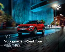폭스바겐코리아, 소형 SUV 티록 전국 로드투어 이벤트 진행