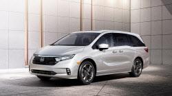 혼다, 가족 위한 미니밴 '2021년형 뉴 오딧세이' 국내 출시