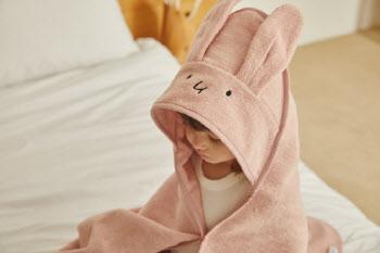 베이비머핀 신제품 안티바+ 항균 아기 목욕타올 출시