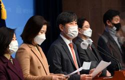 """文 부산행 '일파만파'…야권 """"명백한 선거개입, 탄핵사유"""""""