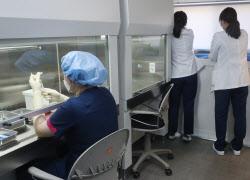 [포토]화이자 백신 코로나19 의료진에 접종 시작