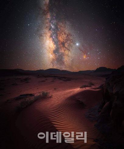 지구에서 화성보다 더 화성같은 곳
