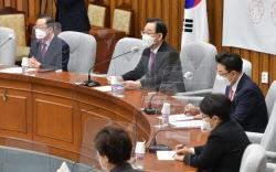 [포토]국민의힘 원내대책회의